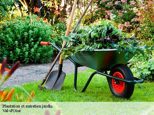 Entretien de jardin, jardinier du 95 Val D\'Oise tél: 01.76.28.32.78